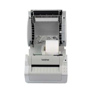 Image 3 - آلة صنع الملصقات TD 4000 الحرارية طابعة التسمية الكمبيوتر المحمولة ذاتية اللصق التسمية شريط طابعة رموز