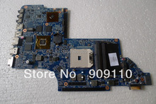 non-integrated (8 chipest) motherboard for H*P laptop DV6 DV6-6000 650854-001