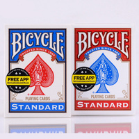 1 PCS Blue Red Bicycle Poker USA Original Bicycle Playing Cards Rider Back Standard Decks Cards