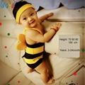 Детские купальник девушки 70-100 см пчелы коробки детские купальники детские купальники для девочек малышей детские купальники детские 2016 шт. шляпы пчела купальник детский девочка купальники для маленьких девочек