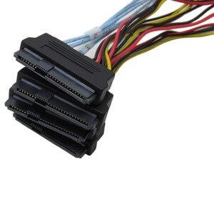 Image 1 - SFF 8643 PER SFF 8482 cavo dati del disco rigido del computer mini sas linea