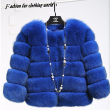 2016 new imitation fox fur faux fur winter coat jacket women fashion ladies thick warm luxurious fur coats S-XXXL simulation P69 imitation fox fur children s jacket fashion clothing children fur coat girl autumn and winter leather new thick coats mf 230