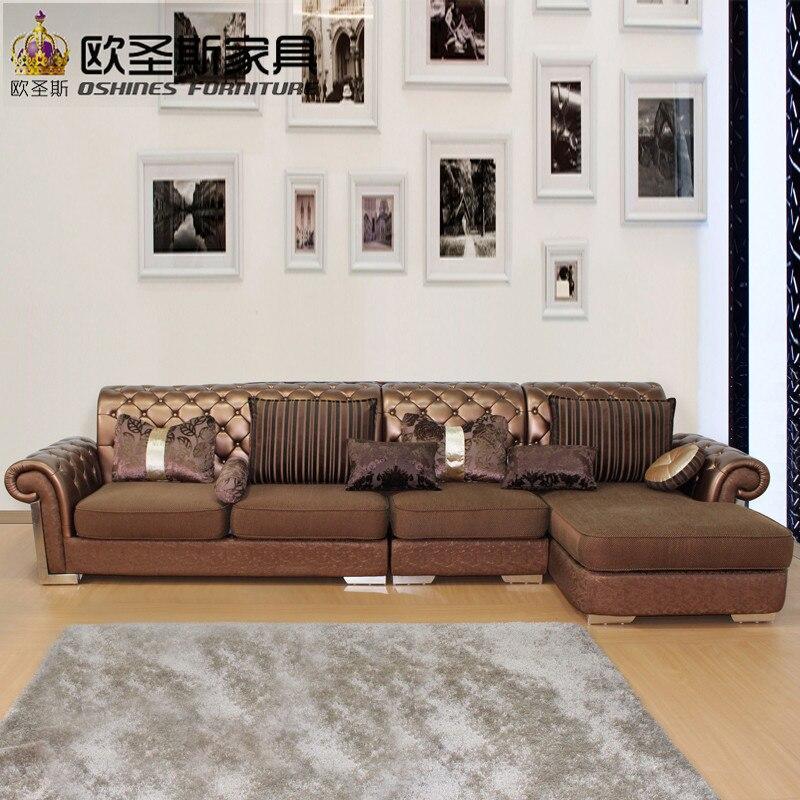 L образный пост современная Италия из натуральной кожи секционные последние угловой мебель гостиная наборы диванов фотографии цены