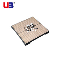 High Quality Go Chess Game Set Folding Magnetic 19 line Chinese WeiQi Chess Games