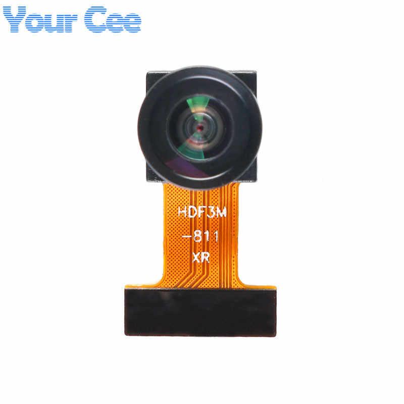 Mini OV2640 Módulo de cámara CMOS Sensor de imagen Módulo 2 millones de píxeles gran angular Cámara Monitor identificación
