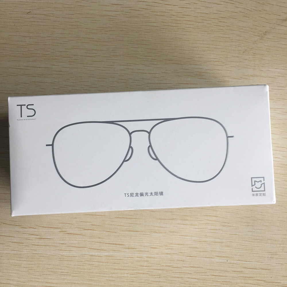 8d3ba7b50a4 Original Xiaomi Mi Smart Sunglasses TS Nylon Polarized Stainless Sun ...