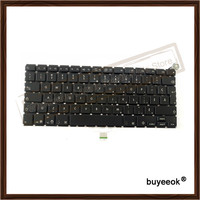 Original Black White Canadian Keyboard Replacement For Apple Macbook 13 3 A1181 Canada Language Keyboard Without