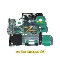 42t0169 42w2207 44c3716 ibm lenovo thinkpad t60p serisi için laptop anakart 15.4 ''ati v5250 256 mb 945pm ddr2
