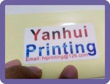 8 projetos adesivo de impressão de etiquetas personalizadas em rolo