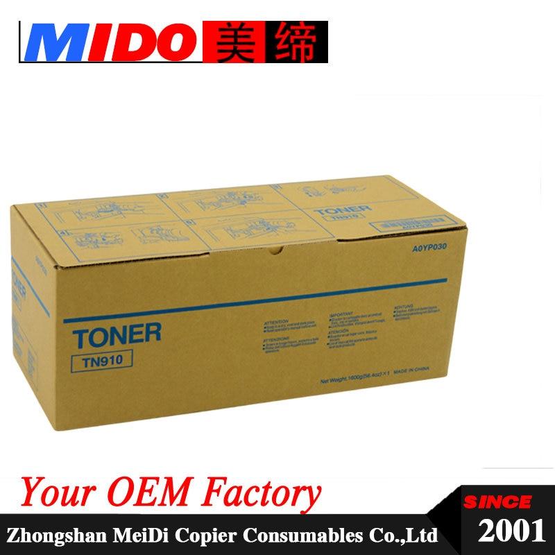 TN910 TN 910 TN-910 совместимый тонер-картридж для Bizhub920 PRO920