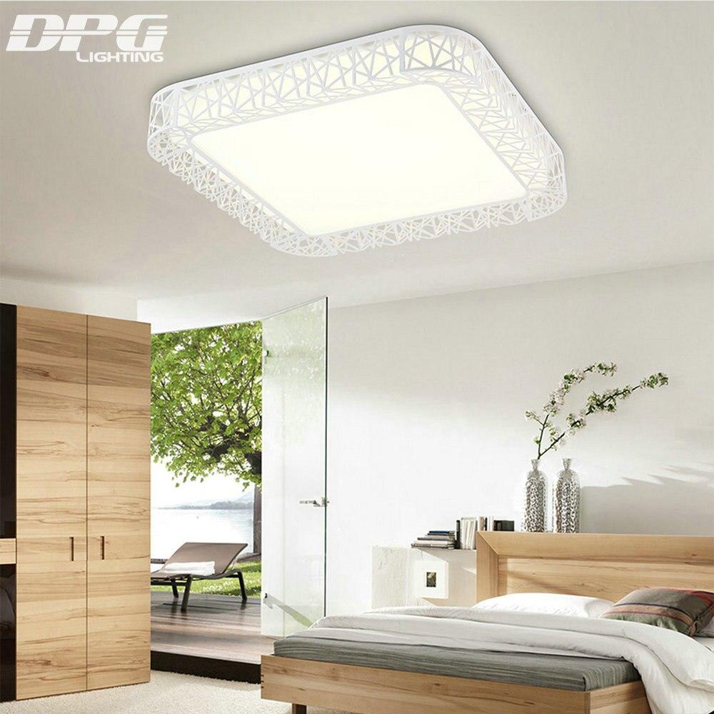 Remote Control LED Ceiling lights indoor lighting luminaria abajur ...
