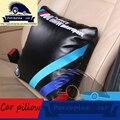 M Car seat Cover Sofa Office Chair Lumbar Back Brace Pillow Lumbar Cushion for BMW  e46,e39,e90,e36,e60,f30,f10,x5 e53,e34,e30