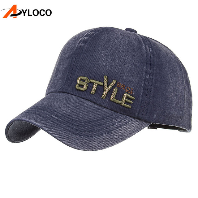5f661b6c88aee 2018 Wash Cotton Baseball Caps Men Letter Snapback Spring Casquette Hat  Comfortable Casual Hats Men Outdoor Sport Sun Hat