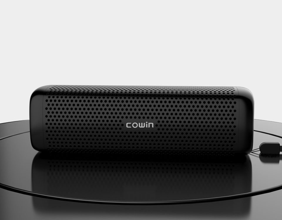 Cowin 6110 Mini Wireless Bluetooth 4.1 Portable Speaker With 16W Enhanced Bass And MP3 Player 1
