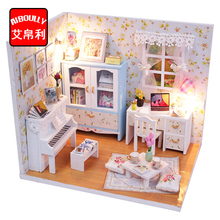 AIBOULLY Doll House Room Diy Set Doll House Lighting  sc 1 st  AliExpress.com & Buy miniature dollhouse lighting and get free shipping on ... azcodes.com