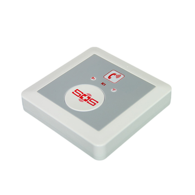 цена King Pigeon K1 Free Shipping GSM SOS Caller Alarm Dialer Alarm Panel SOS Phone Dialer Panel SOS Phone Elderly Phone