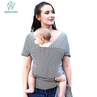2016 Multifunctional Infant Breastfeed Sling Mochila Soft Wrap Carrier Baby Canguru Backpack 0 3 Yrs Breathable