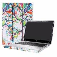 Alapmk Protective Case Cover For 14 HP EliteBook 840 G5 / ZBook 14u G5 Laptop [Not fit Other Models]