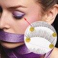Handmade 10 Pairs False Eyelashes Natural Eye Lash Makeup Lashes Black Sparse