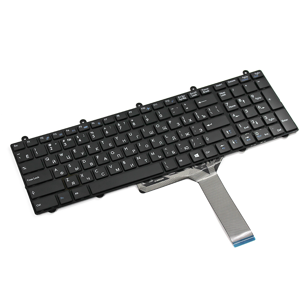 For MSI GE60 GE70 GX60 GX70 GT60 GT70 GT780 GT783 MS-1762 RU Laptop keyboard For Clevo P150EM P170EM P370EM P570WM Color Balck цена