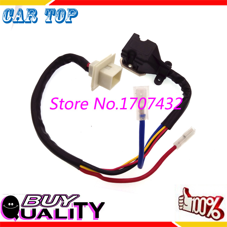 цена High quality Blower Motor Resistor + Silica Gel for BENZ E-Class W210 S210 OE# 2108218351, 210 821 83 51, 9140010179
