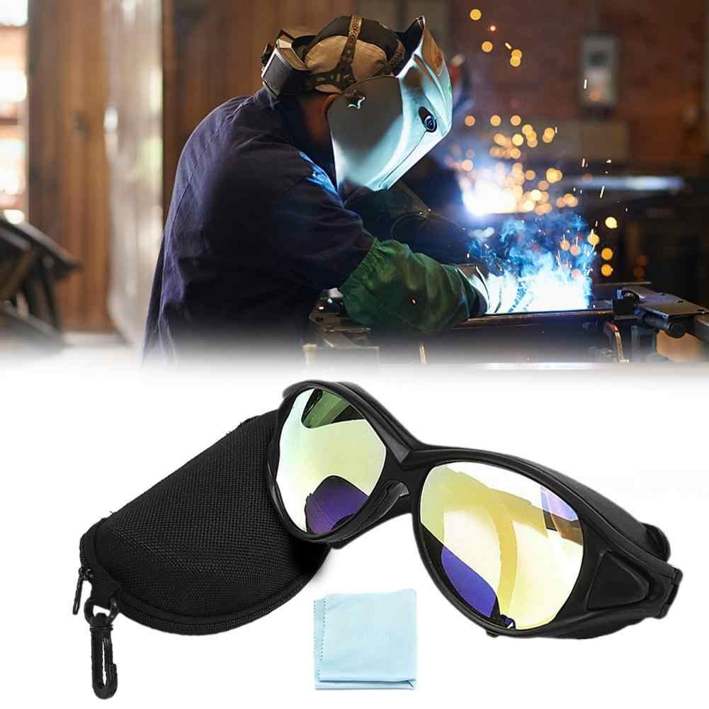 CO2 レーザー目の保護ゴーグル W/CO2 10600nm OD 二層プロクリア保護めがねメガネ