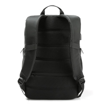 15.6″ Inch Anti-theft Travel Backpack with USB Charge Computer Bag Solid Men Casual Daypacks