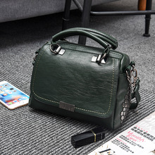 The new female bag OL commuter shape fashion worn one shoulder