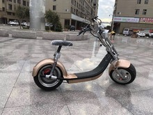 super power 1200W HUB motor harley electric motorcycle scooter, free tax citycoco