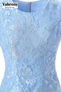 Image 5 - Yabreny エレガントな母花嫁のパンツスーツのラベンダーシフォン衣装特別な日のため MT001704 2