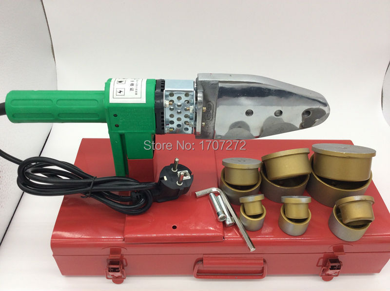 free shipping Constant Temperature Electronic ppr Welding Machine, plastic welding machine AC 220V 800W, 20-63mm to welding pipe free shippng constant temperature electronic ppr welding machine plastic welder ac 220v 800w 20 63mm welding pipes