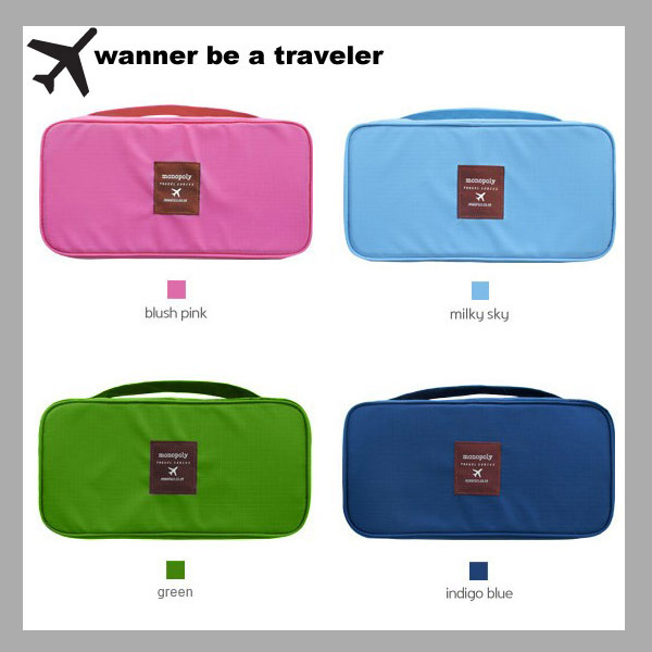 Aliexpress.com : Buy Multifunctional Travel Storage Bag Underwear ...