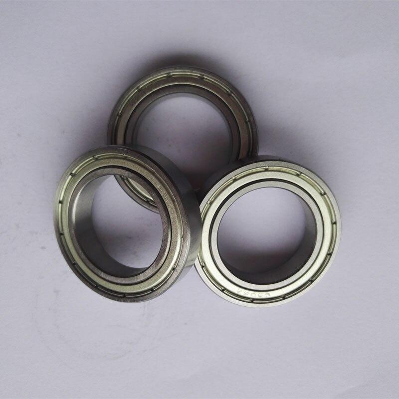 1 pieces Miniature deep groove ball bearing 6817ZZ 61817-2Z  6817 size: 80X100X10MM 50pcs 689 2z zz deep groove ball bearing 9 x 17 x 5mm