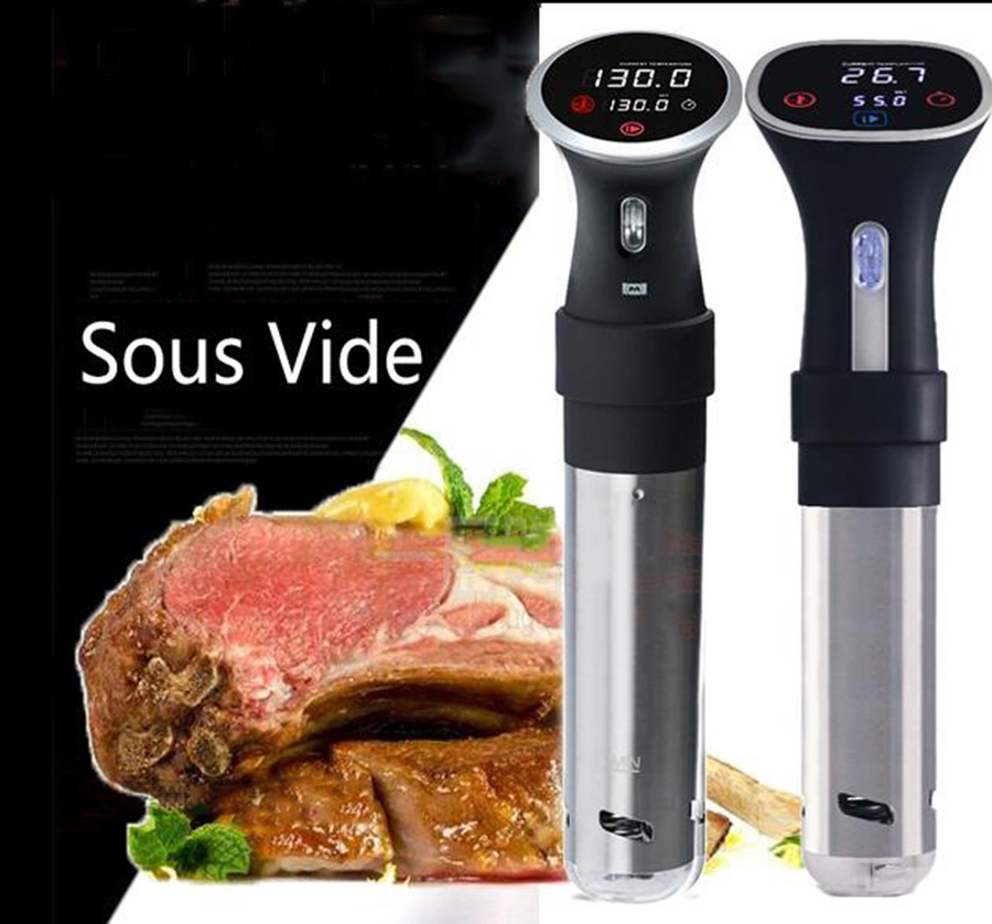 Wit can slow cooking machine in low temperature vacuum low temperature cooking cooking molecular cuisine D147 italian country cooking