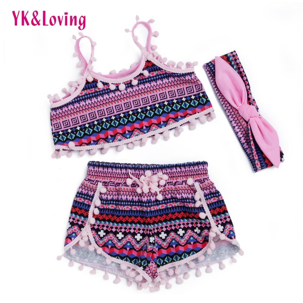 Նոր ամառային մանկական աղջիկների - Մանկական հագուստ