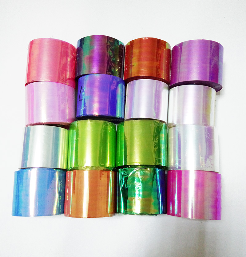 New 1 roll Holographic Shiny Laser Nail Art Transfer Foil Sticker Paper Broken Glass DIY Nail Beauty Decal Decoration Tools 10pcs pack 2mm mix colors rolls metallic adhesive striping tape wide line diy nail art tips strip sticker decal decoration kit