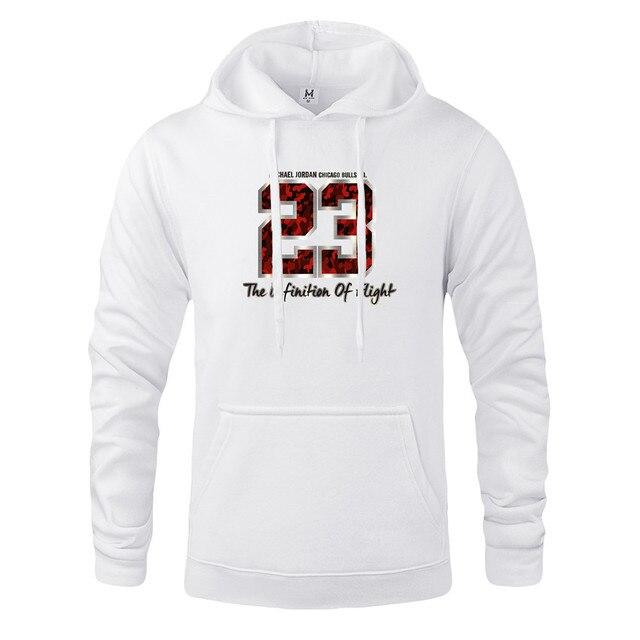 2020 Brand 23 Men Sportswear Fashion brand Print Mens hoodies Pullover Hip Hop Mens tracksuit Sweatshirts hoodie Sweats M-3XL 3