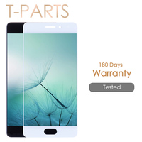AAA Quality 5 2 1920x1080 Super AMOLED Display For MEIZU Pro 7 LCD Touch Screen Pro7