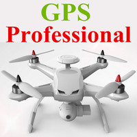 GPS Professional Drone With Hd Camera Multicopter Quadrocopter Rc Helicopter Fpv Quadcopter Quad Copter Selfie Dron