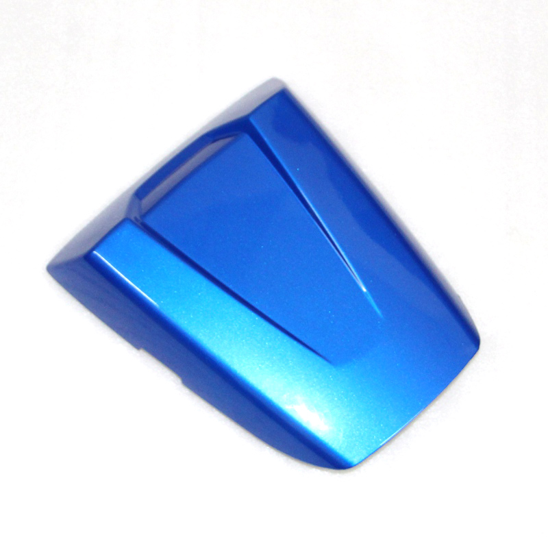 Motorcycle ABS Plastic Rear Seat Cowl Cover <font><b>Fairing</b></font> For <font><b>Suzuki</b></font> SV650 SV650S <font><b>SV1000</b></font> SV1000S 2003-2012 Blue Color image
