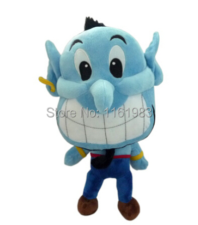 Aladdin Genie 30cm Plush Figure Toys Original Brand
