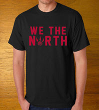 Summer We the North Toronto Print T Shirt Men Women Black Funny Brand O Neck Cotton T-shirt Tops Harajuku Fan Casual Shirts Tees