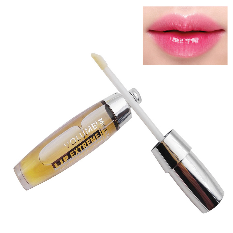 6ml Liquid Moisturizing Lipstick Long-Lasting Women Makeup Sexy Volume Plump Lip Gloss Tint Cosmetics