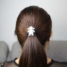 Брендовый милый Мишка Дизайн Свадебные аксессуары для волос