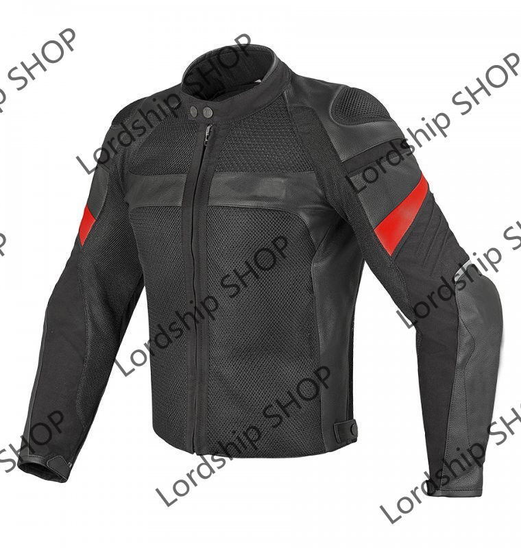 Free Shipping 2016 Dain Super Speed Tex Men s Textile Jacket black sporty motorcycle jacket racing