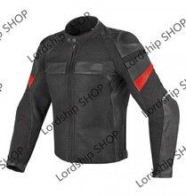 Envío Gratis 2016 Dain Super Speed Tex Textil Chaqueta de Los Hombres negro deportivo racing chaqueta de la motocicleta