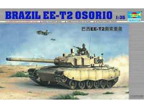 Trompette 00333 1:35 brésil EE-T2