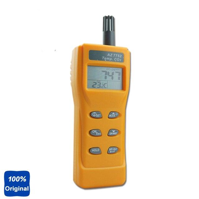 Handheld Indoor Air Quality Meter CO2 Tester Temperature Monitor AZ-7752