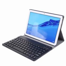 keyboard Case For Huawei MediaPad T3 10 AGS-W09/AGS-L09 9.6 inch Wireless Bluetooth keyboard cover Tablet +pen(China)