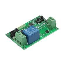 EWeLink – commutateur Wifi 5V / 12V/220V, Module de relais sans fil, commutateur à distance pour application Android/IOS, pour maison intelligente